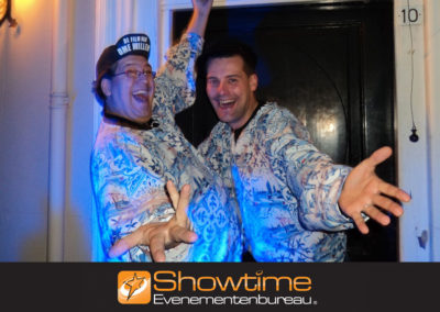 Entertainment op uw personeelsfeest it's SHOWTIME Evenementenbureau