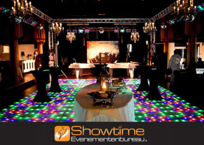 Themafeest Seventies party organiseren it's SHOWTIME Evenementenbureau