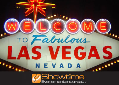 Personeelsreis of Incentive reis naar Las Vegas it's SHOWTIME Evenementenbureau