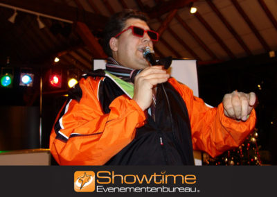 Live Entertainment voor uw bedrijfsfeest it's SHOWTIME Evenementenbureau