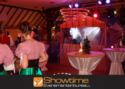 Apres ski themafeest it's SHOWTIME Evenementenbureau