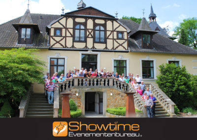 Groepsreis Tecklenburg it's SHOWTIME Evenementenbureau