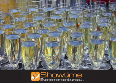 Kerstborrel organiseren it's SHOWTIME Evenementenbureau