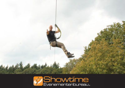 Adventure en outdoor activiteiten it's SHOWTIME Evenementenbureau
